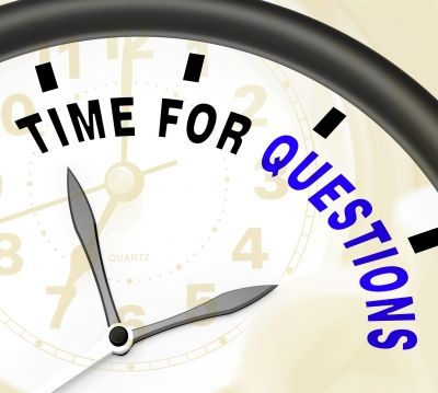 時間と疑問